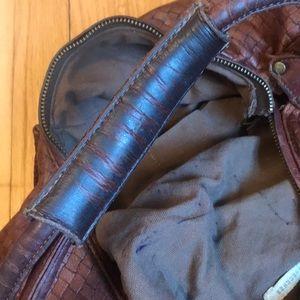 Andrea Brueckner Bags - Andrea Brueckner large saddle bag in brown